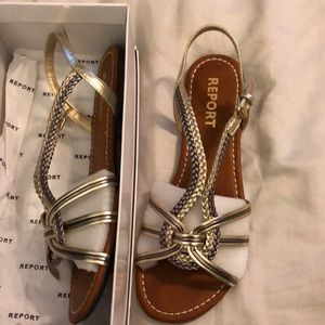 NWT Report Sandals